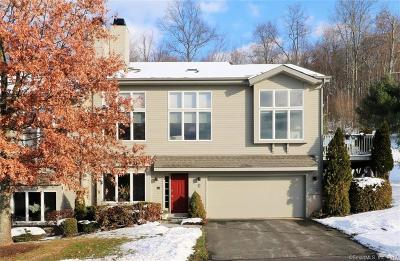 Avon Condo/Townhouse For Sale: 9 Wyndemere #9