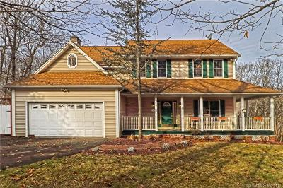 Bethany Single Family Home For Sale: 117 Woodcutters Drive