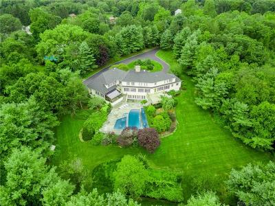 Easton Single Family Home For Sale: 118 Flat Rock Road