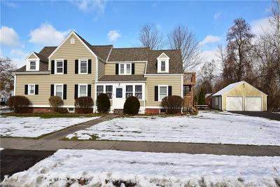 Windsor CT Single Family Home For Sale: $257,500