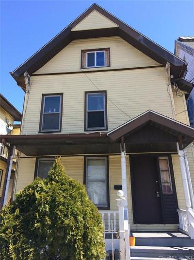 Bridgeport Multi Family Home For Sale: 24 Park Street