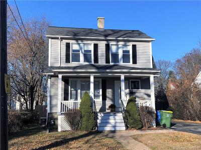 Waterbury Single Family Home For Sale: 105 Ridgefield Avenue