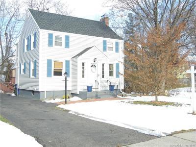 West Hartford Single Family Home For Sale: 26 Saint Augustine Street