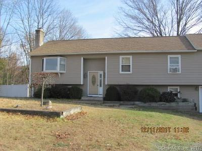 Waterbury Single Family Home For Sale: 161 Spring Lake Road