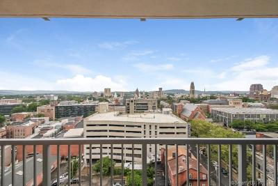 New Haven Condo/Townhouse For Sale: 100 York Street #16-C