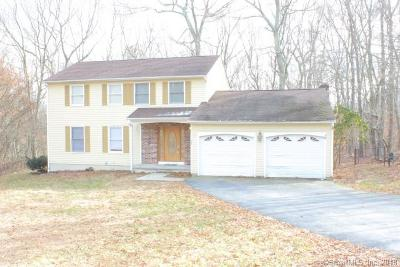 Ledyard Single Family Home For Sale: 35 Barton Lane