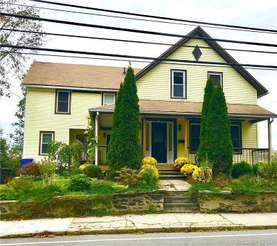 Norwich Single Family Home For Sale: 235 Laurel Hill Avenue
