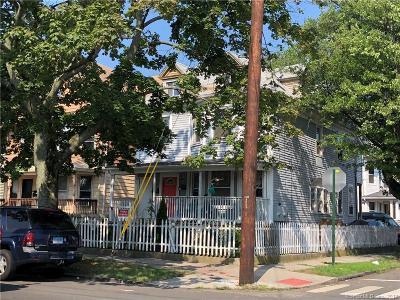 Bridgeport Multi Family Home For Sale: 1522 Fairfield Avenue