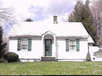 Torrington Single Family Home For Sale: 175 Meyer Road