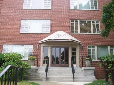 West Hartford Condo/Townhouse For Sale: 30 Outlook Avenue #305