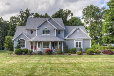 Manchester Single Family Home For Sale: 95 Stephanies Way
