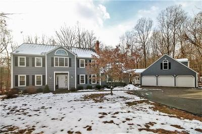 Southbury Single Family Home For Sale: 506 Burr Road