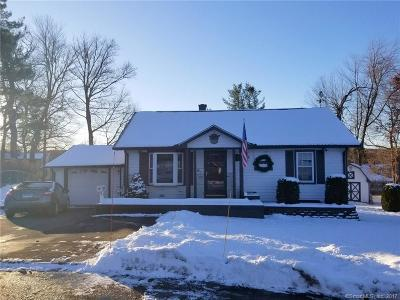 Bristol Single Family Home For Sale: 12 Currey Court