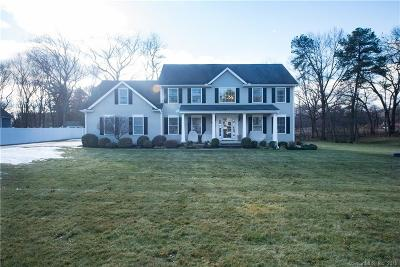 Southington Single Family Home For Sale: 56 Acre Way