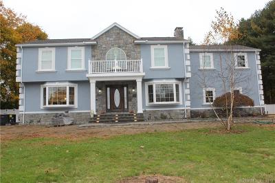 Trumbull Single Family Home For Sale: 133 Roosevelt Drive