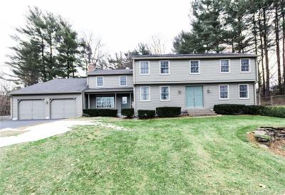 Somers Single Family Home For Sale: 358 Turnpike Road