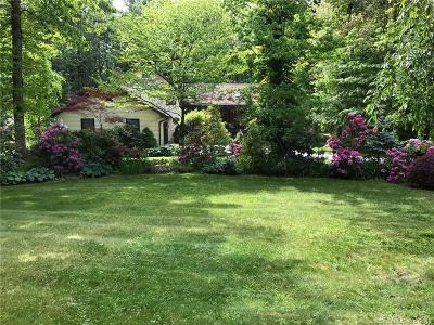 Ellington Single Family Home For Sale: 36 Griswold Road