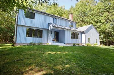 Simsbury Condo/Townhouse For Sale: 108 Old Canal Way