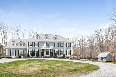 Guilford Single Family Home For Sale: 57 Ironwood Road