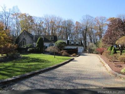 West Hartford Single Family Home For Sale: 175 Orchard Road