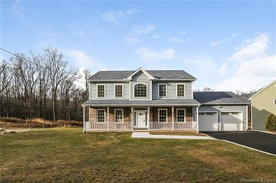 Danbury Single Family Home For Sale: 58 Judith Drive
