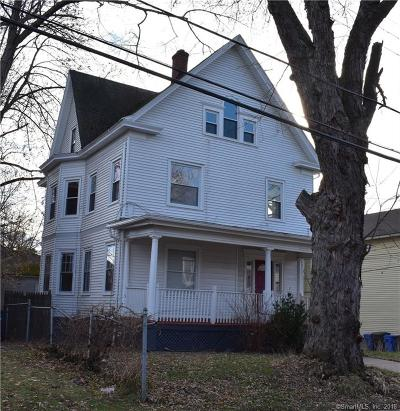 Hartford Single Family Home For Sale: 21 Bliss Street