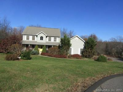 Watertown Single Family Home For Sale: 95 Regency Hill Drive