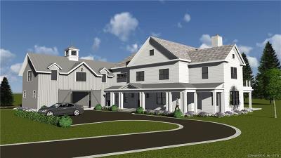 Fairfield County Single Family Home For Sale: 447 Oenoke Ridge