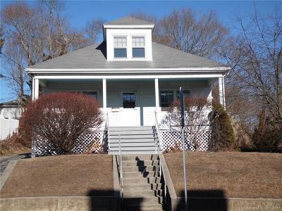 Stonington Single Family Home For Sale: 87 Liberty Street