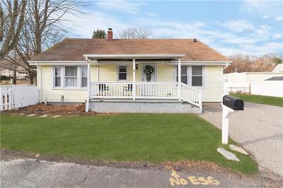 Shelton Single Family Home For Sale: 47 Catlin Place