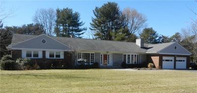 Orange Single Family Home For Sale: 104 Cherry Hill Road
