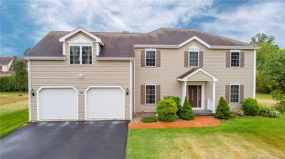 Newington Single Family Home For Sale: 223 New Britain Avenue