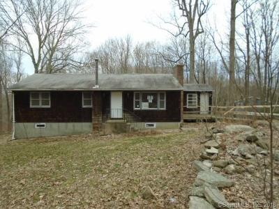 Ledyard Single Family Home For Sale: 91 Silas Deane Road
