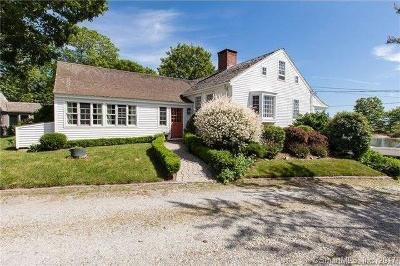 Clinton Single Family Home For Sale: 85 Waterside Lane #85