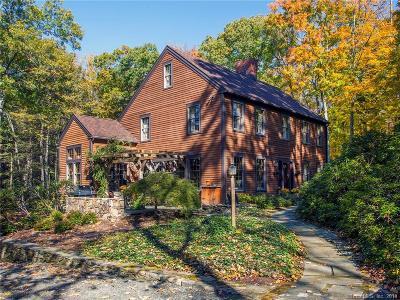Sherman Single Family Home For Sale: 8 Brookside Lane
