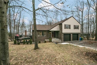 Waterbury Single Family Home For Sale: 328 Forest Ridge Road