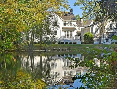 New Canaan Condo/Townhouse For Sale: 51 Jelliff Mill Road #51