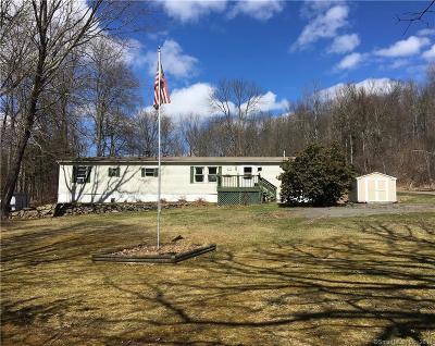 Thomaston Single Family Home For Sale: 433 Railroad Street