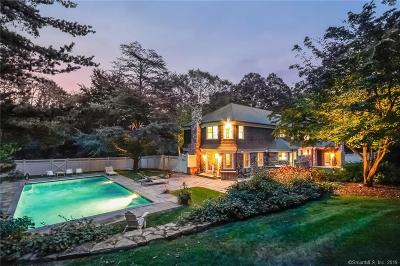 Weston Single Family Home For Sale: 3 Cannondale Road