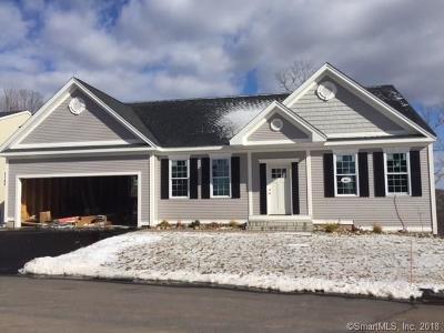 Middletown Single Family Home For Sale: Unit 22 Webster Lane