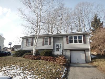 Groton Single Family Home For Sale: 84 Dartmouth Drive
