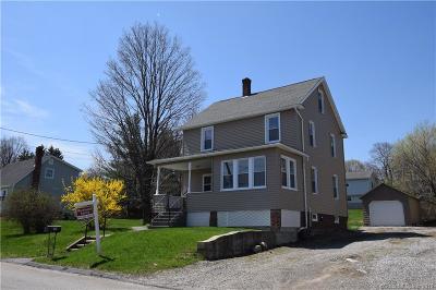 Torrington Single Family Home For Sale: 30 Colorado Avenue North