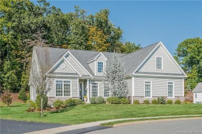 Farmington Single Family Home For Sale: 28 Chimney Hill Drive #28