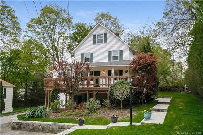 Ridgefield Single Family Home For Sale: 35 Abbott Avenue