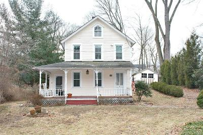 Westport Single Family Home For Sale: 17 Treadwell Avenue