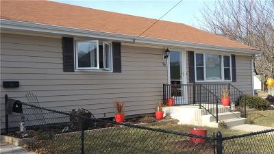 New London Single Family Home For Sale: 28 Moran Street
