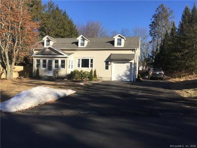 Avon CT Single Family Home For Sale: $329,923