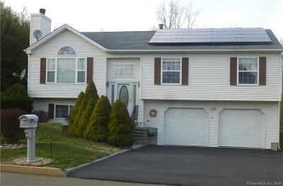 Naugatuck Single Family Home For Sale: 21 Marsh Hill Road