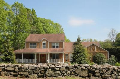 Easton Single Family Home For Sale: 109 Maple Road
