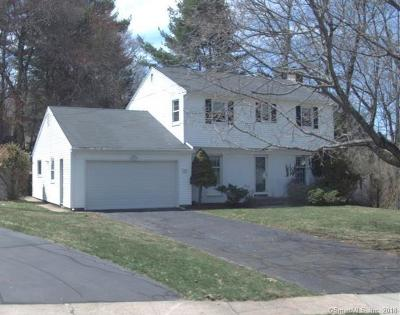 Hamden Single Family Home For Sale: 439 Waite Street
